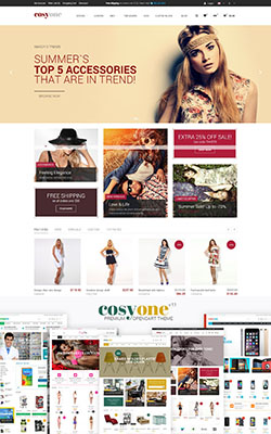 CosyOne - Premium Opencart Themes