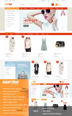 SuperShop – MultiPurpose Responsive Prestashop Theme