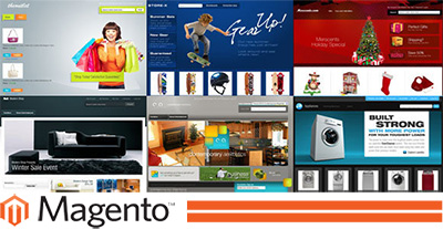 Free and Premium Magento Themes