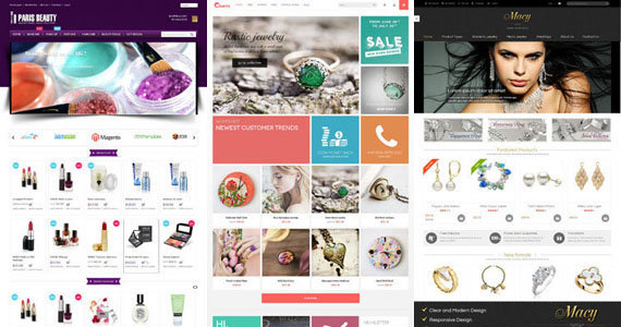 14+ Top Fashion and Beauty Premium Magento Templates