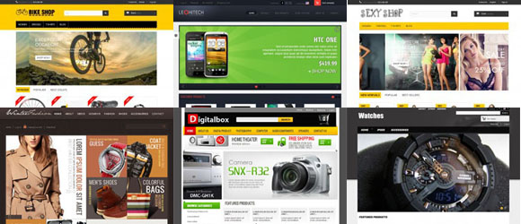 Free and Premium Prestashop Themes and Templates