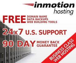 Inmotionhosting - Opencart Hosting