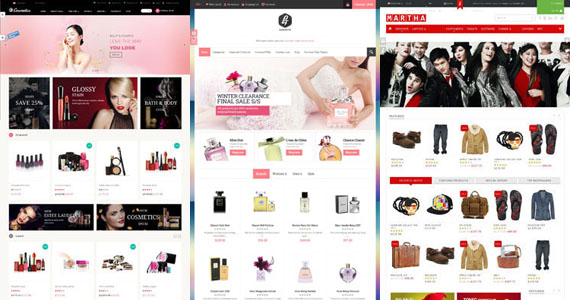 Fashion and Beauty Premium Opencart Templates