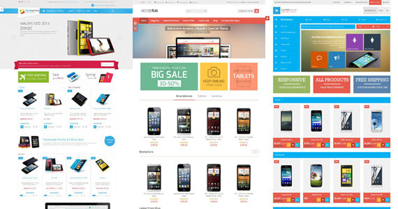 Technology Premium Opencart Themes