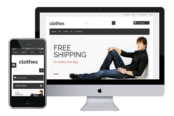 clothes16 free responsive themes