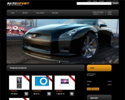 AutoSport - Free Prestashop Theme