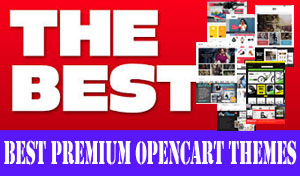 12+ Top Best Premium Opencart Themes