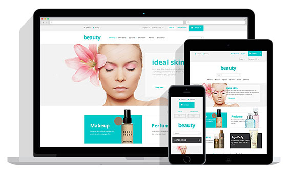 BeautyStore - Free Prestashop Theme