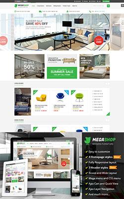 Megashop - Premium Magento Theme