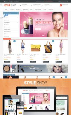 Pav StyleShop Responsive Opencart Themes