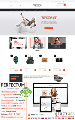 Perfectum – Premium Prestashop Themes