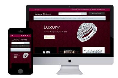 Luxury – Free Responsive OpenCart Theme