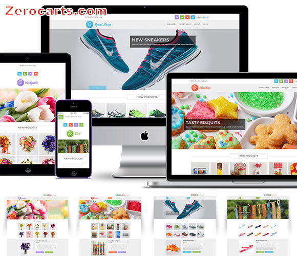 ButterFly Responsive Multipurpose Magento Theme templates