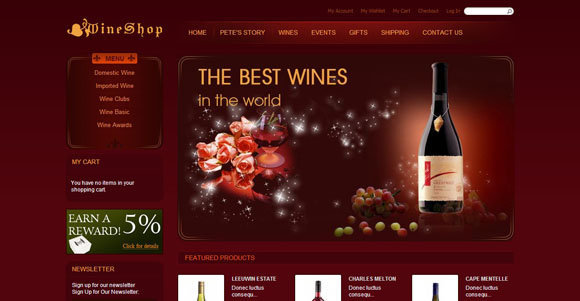 8+ Free Food and Drink Magento Themes