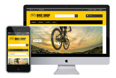 Bicycle – Free Prestashop Themes