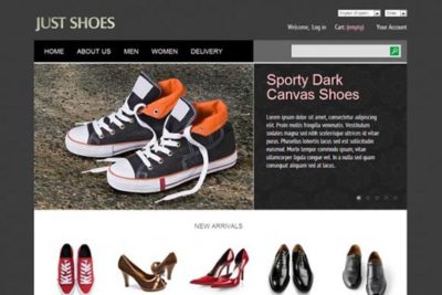 JustShoes – Free Prestashop Theme