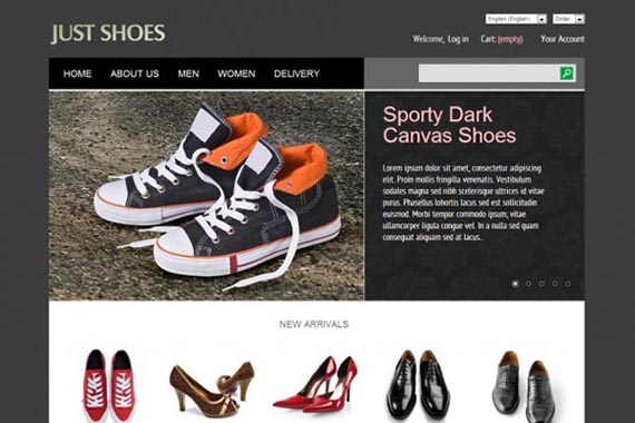 justshoes-free-prestashop-theme