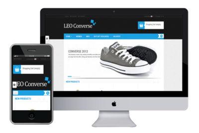 LeoConverse – Free Prestashop Themes