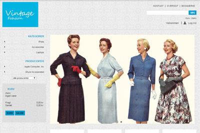 Vintage – Free Prestashop Theme