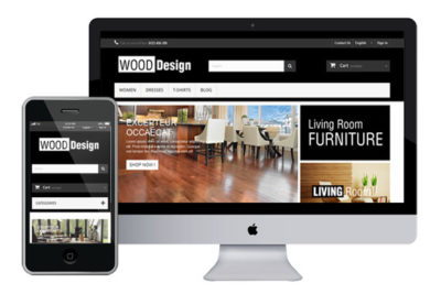 Wood – Free Prestashop Themes