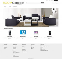 RoomFurniture – Free Prestashop Theme