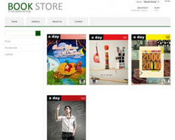thumb Book Store free prestashop theme