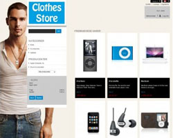 Clothes - Free Prestashop Theme
