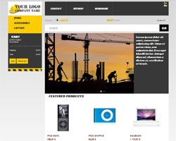 Engineer – Free Prestashop Theme