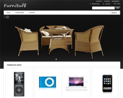 Furniture – Free Prestashop Theme