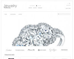 Jewelry - Free Prestashop Theme