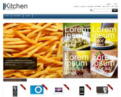Kitchen – Free Prestashop Theme