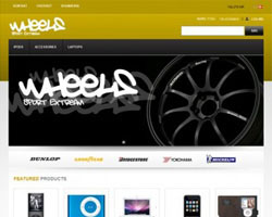 Wheels – Free Prestashop Theme