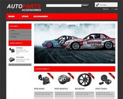 AutoPart - Free Prestashop Theme