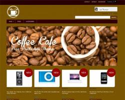 CoffeeCafe - Free Prestashop Theme