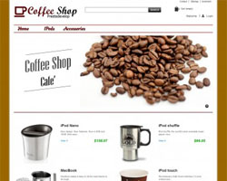 Coffee - Free Prestashop Theme