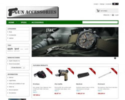thumb gun-accessories-theme
