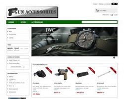 thumb gun-accessories-theme