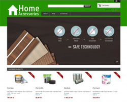 HomeAccessories - Free Prestashop Theme