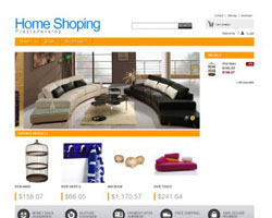 HomeShop - Free Prestashop Theme