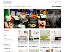Matrice – Free Prestashop Theme