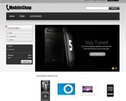 Mobile - Free Prestashop Theme