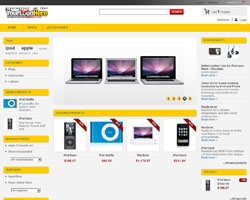 Yellow – Free Prestashop Theme