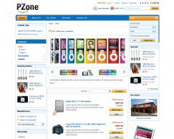 PZone - Free Prestashop Theme