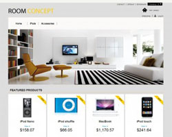 Room – Free Prestashop Theme