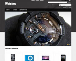 Watches - Free Prestashop Theme