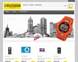 Watches2 - Free Prestashop Theme