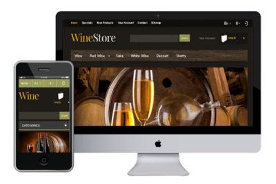 WineStore – Free Responsive Prestashop Themes