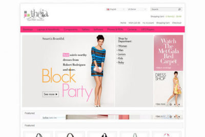 Theia – Beauty Free Opencart Theme