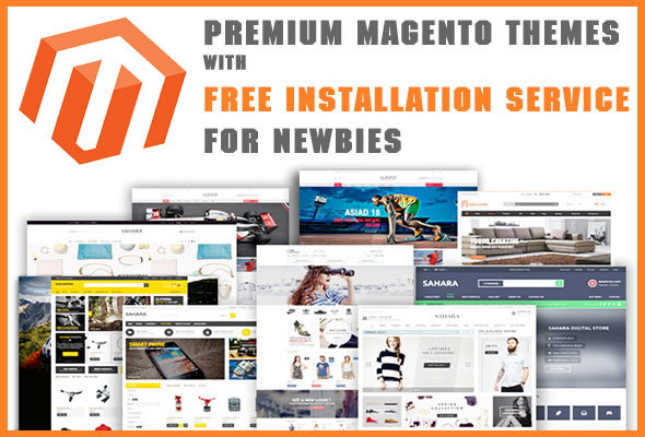 magento free installation services