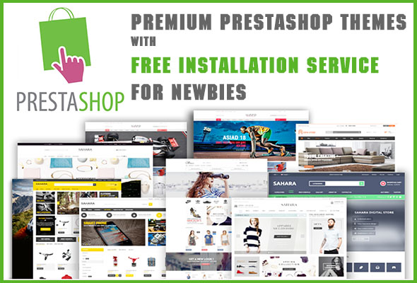 prestashop free installation services